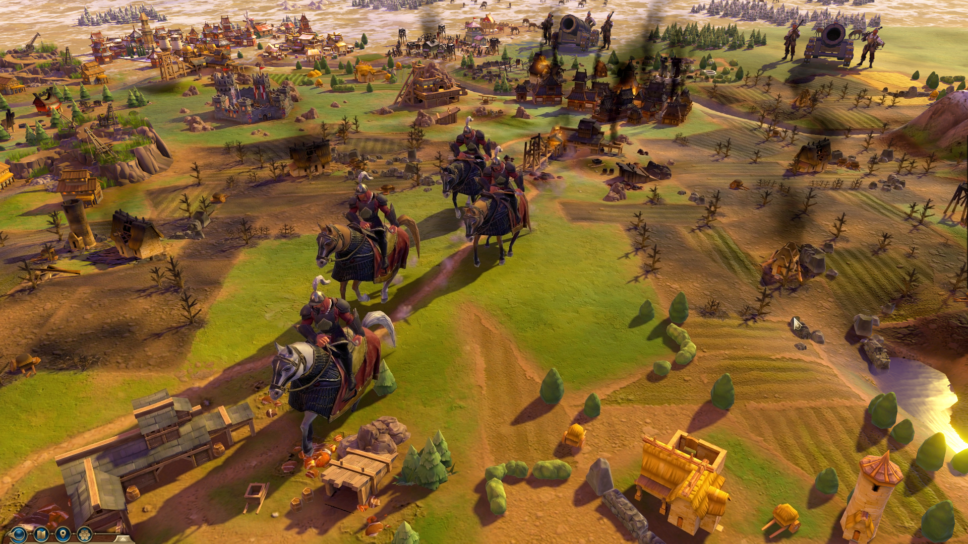 Civilization VI: Rise and Fall expansion arrives on Linux