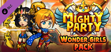 Mighty Party: Wonder Girls Pack