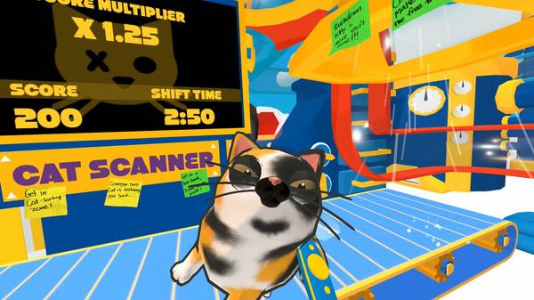 Cat Sorter VR
