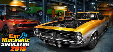 Car Mechanic Simulator 2018 Appid 645630 Steam Database