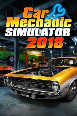 Car Mechanic Simulator 2018 poster image on Steam Backlog