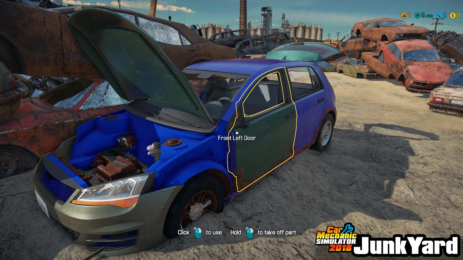 Car Mechanic Simulator 2018 [2017|Rus|Eng|Multi17]