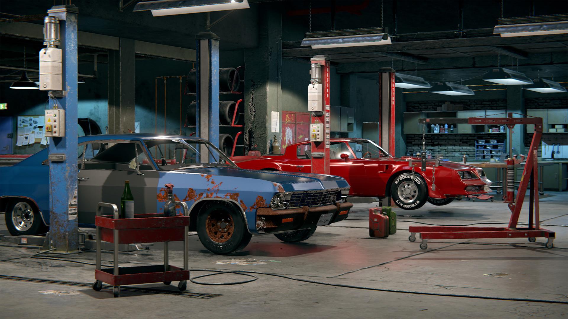 Save 58 On Car Mechanic Simulator 2018 On Steam