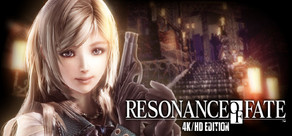 RESONANCE OF FATE™/END OF ETERNITY™ 4K/HD EDITION cover art