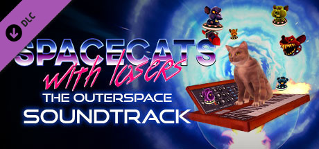 Spacecats with Lasers - Soundtrack
