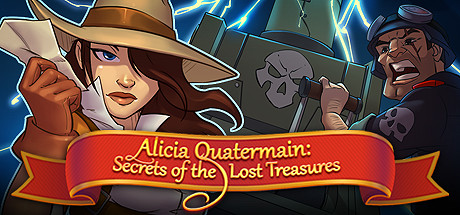 Teaser image for Alicia Quatermain: Secrets Of The Lost Treasures