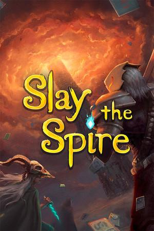 Slay the Spire poster image on Steam Backlog