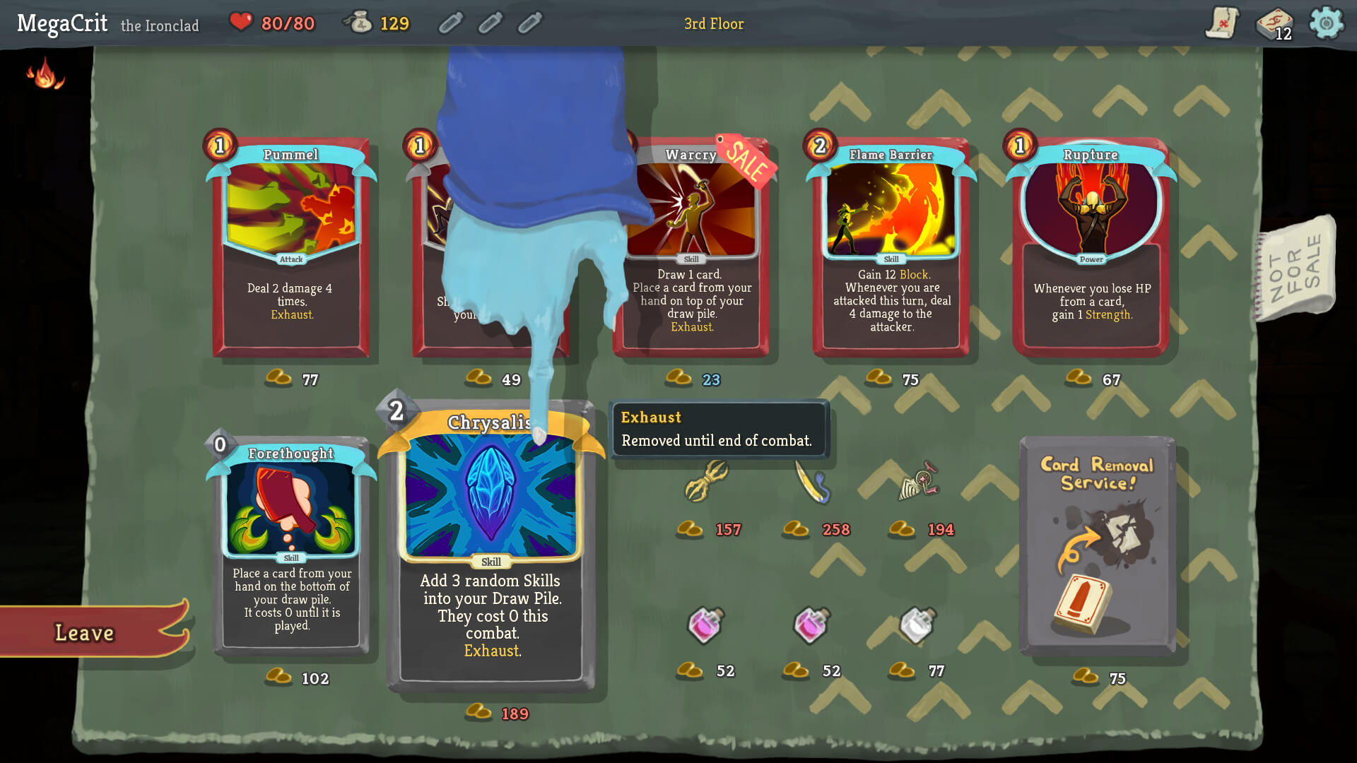 Slay The Spire (Mod accessible)