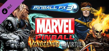 Pinball FX3 - Marvel Pinball Vengeance and Virtue Pack