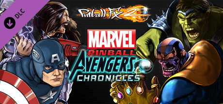 Pinball FX3 - Marvel Pinball Avengers Chronicles