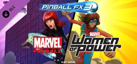 Pinball FX3 - Marvel's Women of Power