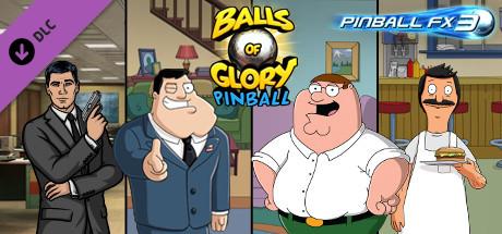 Pinball FX3 - Balls of Glory Pinball