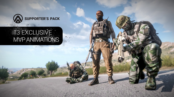 Argo Supporter's Pack