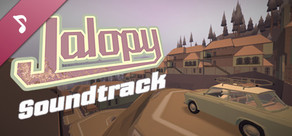 Jalopy Soundtrack cover art
