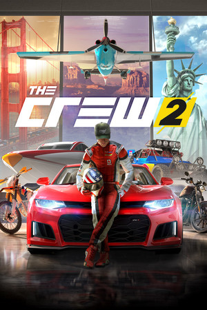 The Crew 2 poster image on Steam Backlog