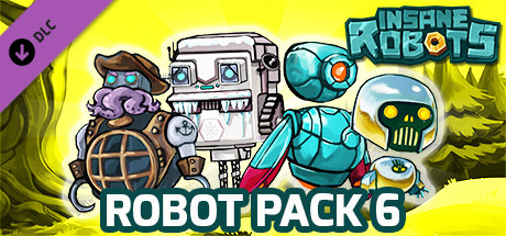 Insane Robots - Robot Pack 6
