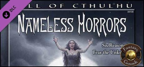 Fantasy Grounds - Nameless Horrors (CoC7E)
