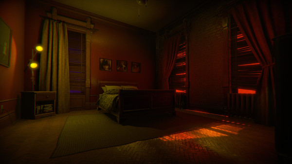 Screenshot of Transference