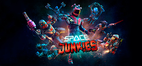 Space Junkies cover art