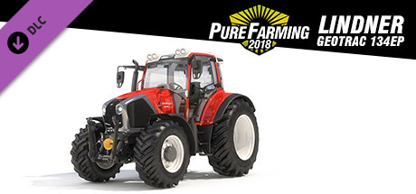 Pure Farming 2018 - Lindner Geotrac 134ep