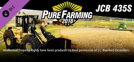 Pure Farming 2018 - JCB Large Wheeled Loader 435S