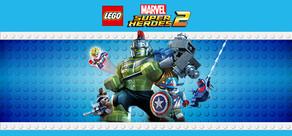 LEGO® MARVEL Super Heroes 2 cover art