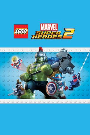 LEGO Marvel Super Heroes 2 poster image on Steam Backlog