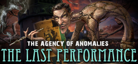 The Agency of Anomalies: The Last Performance Collector's Edition