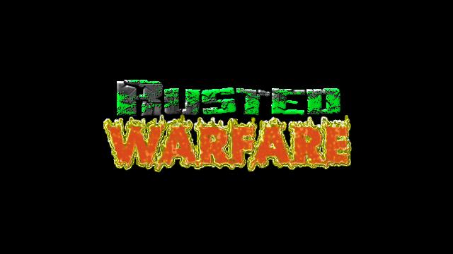 Rusted Warfare - RTS logo