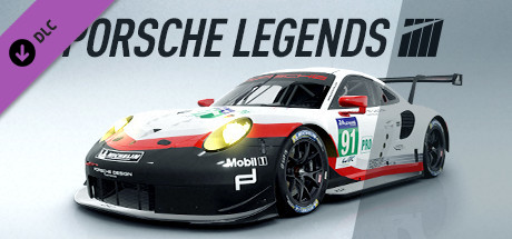 Купить Project CARS 2 Porsche Legends Pack DLC