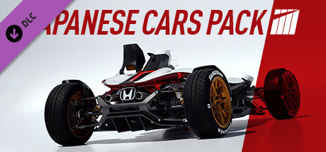 Japanese Cars Bonus Pack | DLC