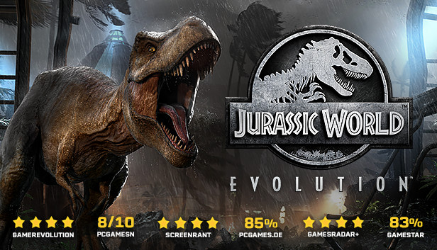 Download Jurassic World Evolution free download