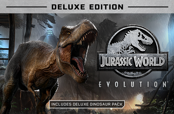 Jurassic World Evolution on Steam