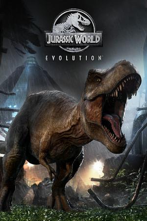 Jurassic World Evolution poster image on Steam Backlog