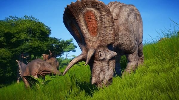 скриншот Jurassic World Evolution 4