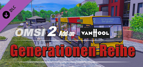 OMSI 2 Add-on VanHool Generationen Reihe
