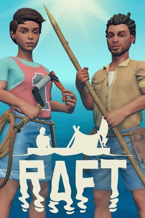 Raft poster image on Steam Backlog