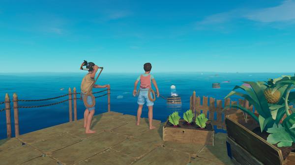 Clé Steam Free de Raft 1
