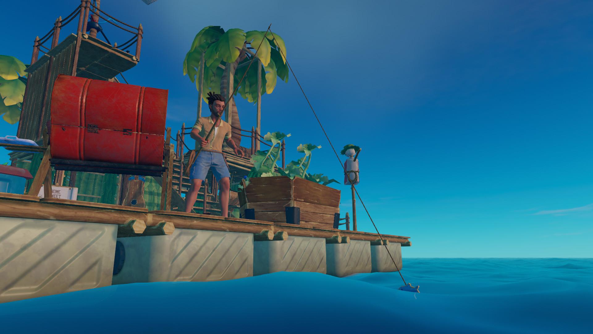 raft game