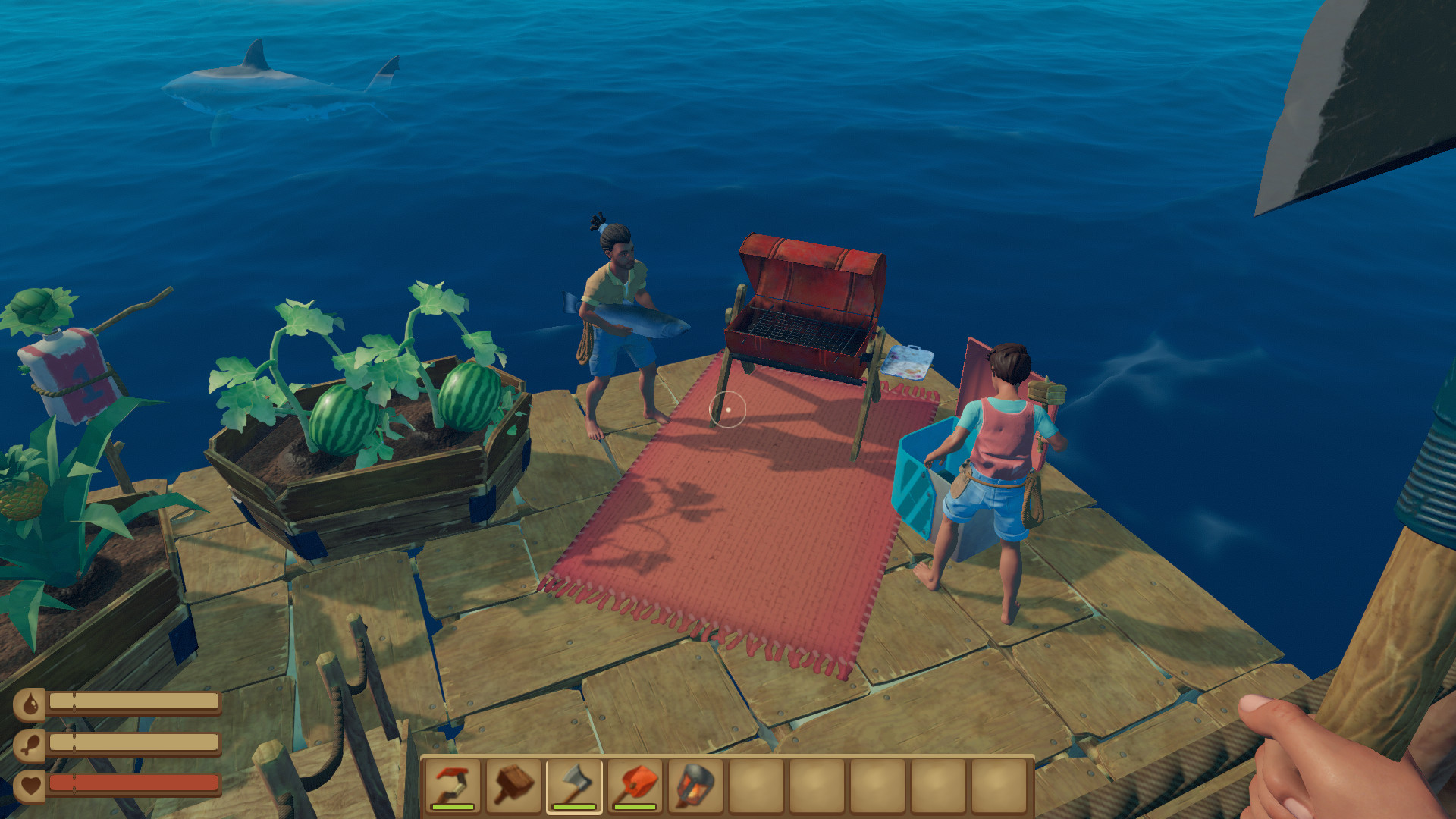 Raft Screenshot 3