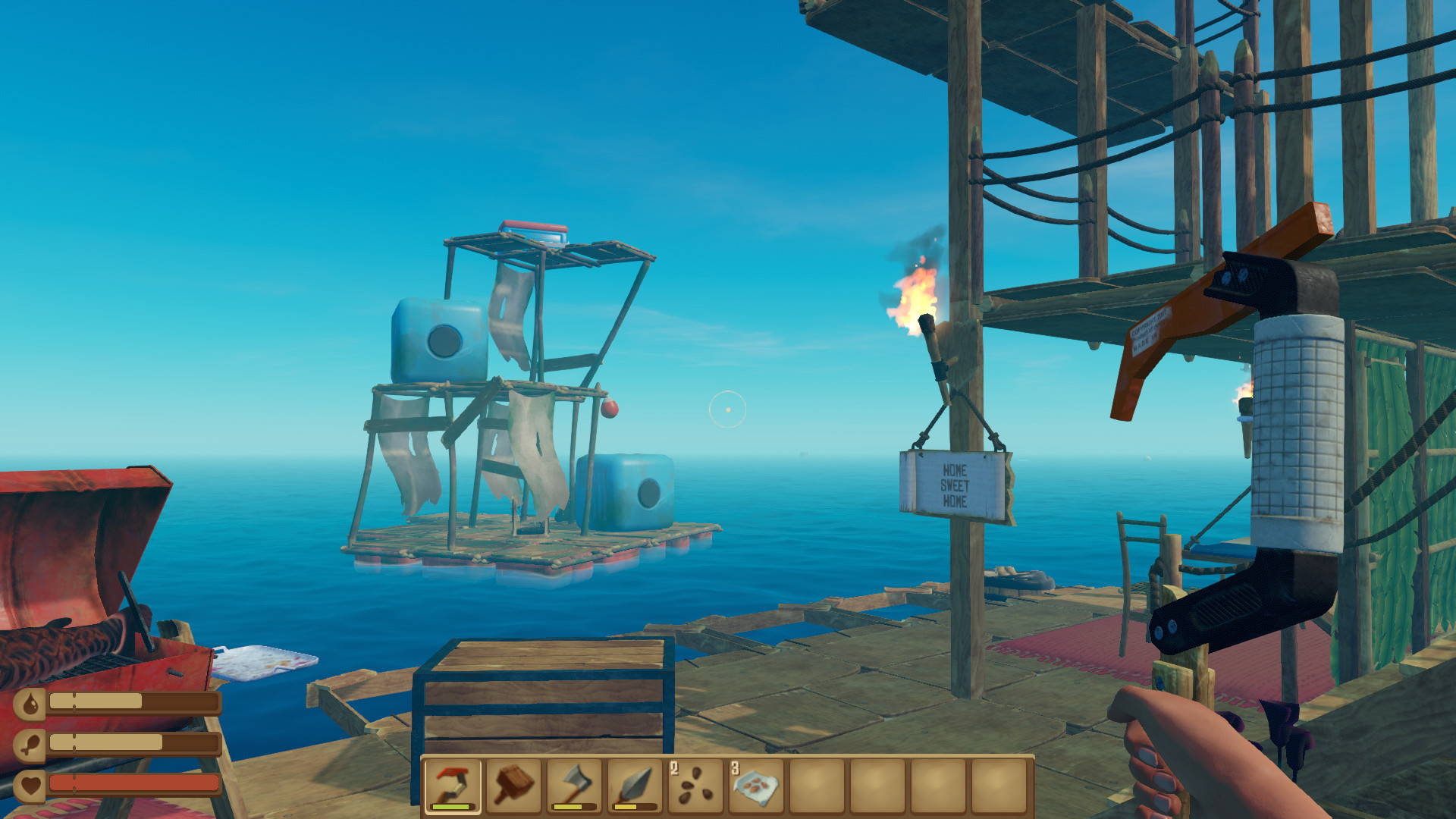 Raft Screenshot 2
