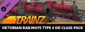 Trainz 2019 DLC: Victorian Railways Type 4 DD Class Pack - Canadian Red