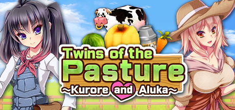 Twins of the Pasture Thumbnail
