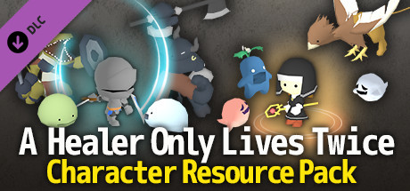 SMILE GAME BUILDER A Healer Only Lives Twice Character Resource Pack