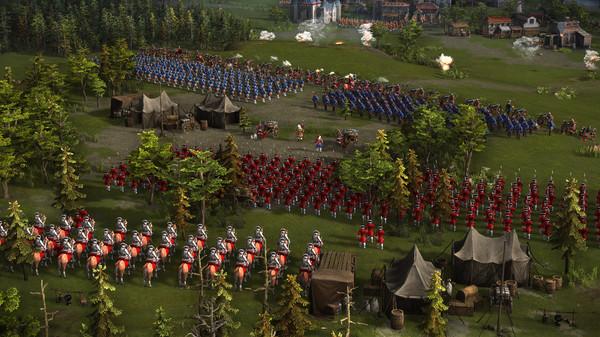скриншот Seasonal Event - Cossacks 3: Summer Fair 2