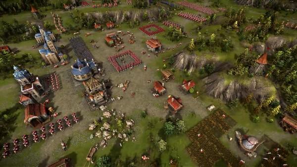 скриншот Seasonal Event - Cossacks 3: Summer Fair 1