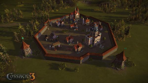 скриншот Seasonal Event - Cossacks 3: Summer Fair 0