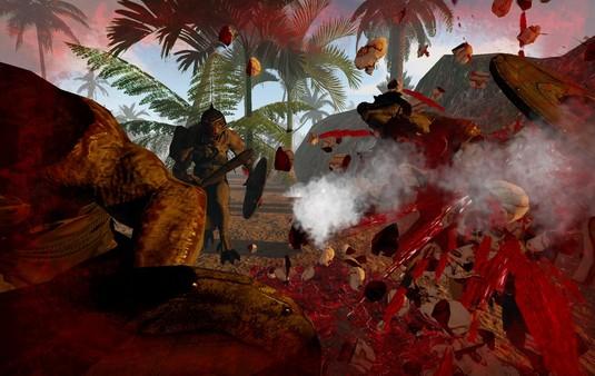 Dinosaur Hunt First Blood