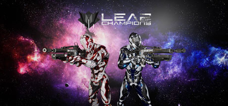 Leap of Champions cover art