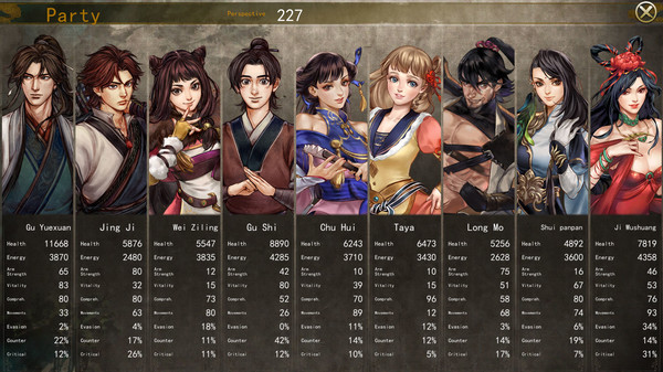 Tale of Wuxia:The Pre-Sequel) Coming To STEAM August 15 | NeoGAF